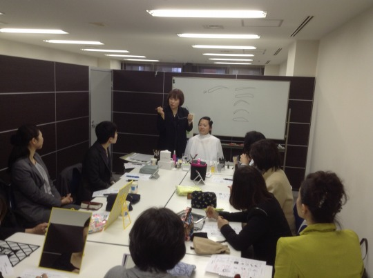 企業向け外見力アップ講習